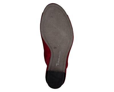 Dámské pantofle 1-1-27288-22-538 Sangria