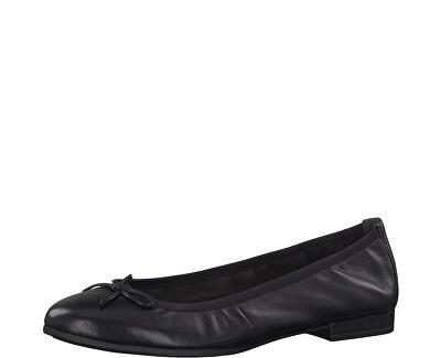 Balerini pentru femei 1-1-22116-24-900 Black