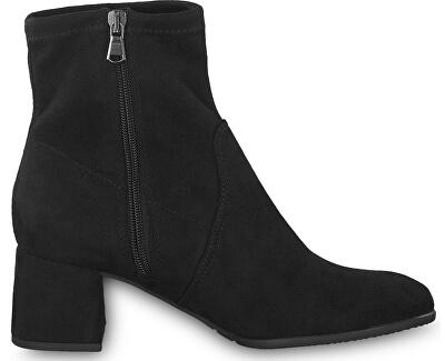 Dámske členkové topánky 1-1-25061-23-001 Black