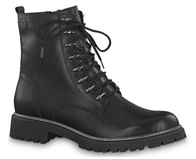 Dámske členkové topánky 1-1-25234-23-001 Black
