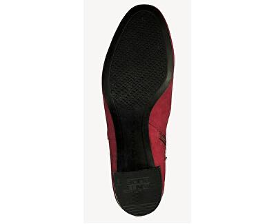 Dámske členkové topánky 1-1-25372-23 -515 Lipstick