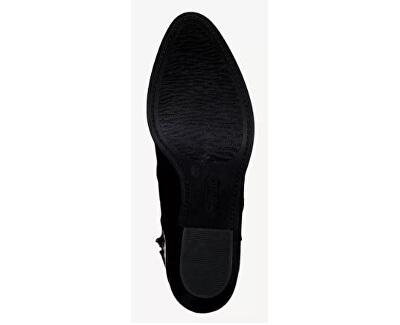 Cizme de glezne 1-1-25974-33-020 Black mat
