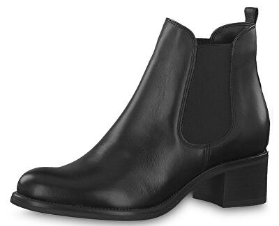 Dámske členkové topánky 1-1-25040-23-001 Black