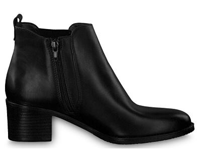 Dámske členkové topánky 1-1-25043-23-001 Black