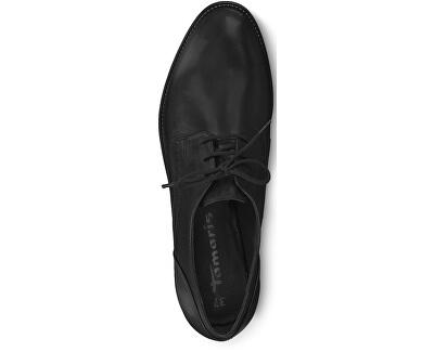 Dámske poltopánky 1-1-23201-23-001 Black