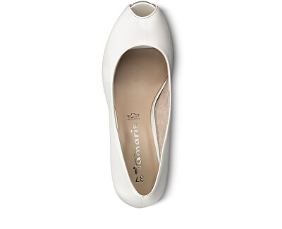 Női alklami cipő1-1-29300-22-229 Pearl