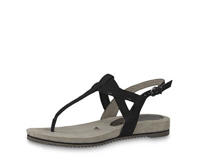 Dámské sandále 1-1-28107-22-001 Black