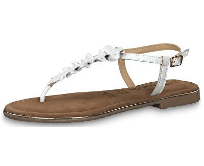 Dámské sandále 1-1-28143-22-100 White