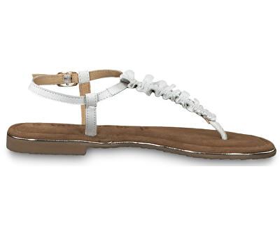 Dámske sandále 1-1-28143-22-100 White