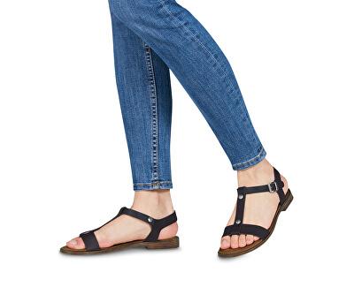 Dámské sandále 1-1-28149-22-007 Black Uni