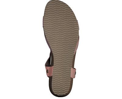 Dámské sandále 1-1-28700-22-530 Pink Structure