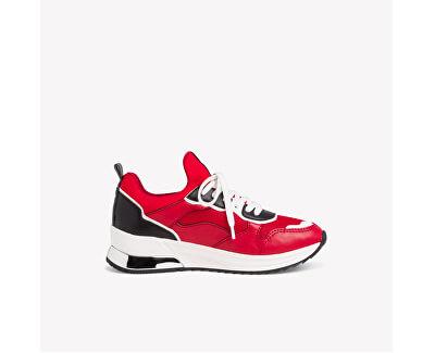 Teniși pentru femei1-1-23728-24-597 Red Comb