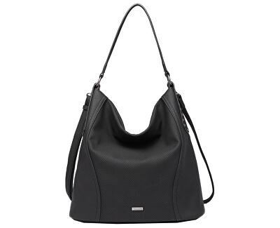 Poșetă pentru femei ADORA Hobo Bag L Black Comb.