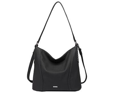 Geantă pentru femei ADORA Hobo Bag S Black Comb.