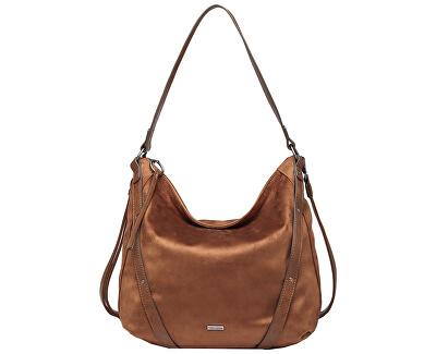 Geantă pentru femei ALBY Hobo Bag L Cognac Comb.