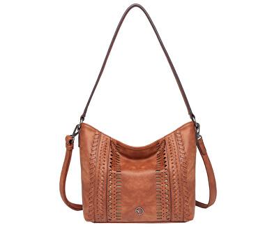 Femeie de mână ALFA Hobo Bag S Cognac