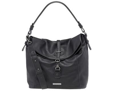 Poșetă pentru femei BERNADETTE Hobo Bag Black