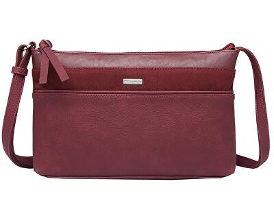 Geantă pentru femei KHEMA Crossbody Bag S Bordeaux Comb