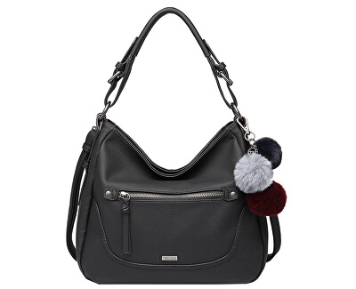 Geantă pentru femei MEI Hobo Bag Black