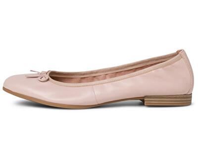 Balerini pentru femei 1-1-22116-24-521 Rose