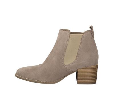 Dámske členkové topánky 1-1-25342-22-341 Taupe