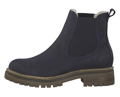 Dámske členkové topánky 1-1-25474-23 -805 Navy