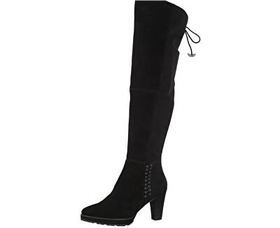 Tamaris Elegantní dámské kozačky 1-1-25509-29-001 Black