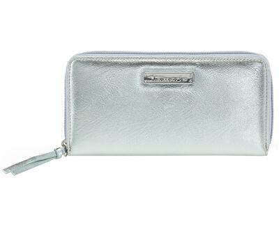 a705227b2822 Elegantní peněženka Debra Big Zip Around Wallet 7084181-703 Mint