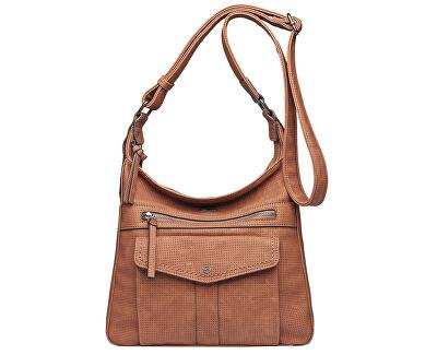 Kabelka Adriana Hobo Bag S 2650192-305 Cognac