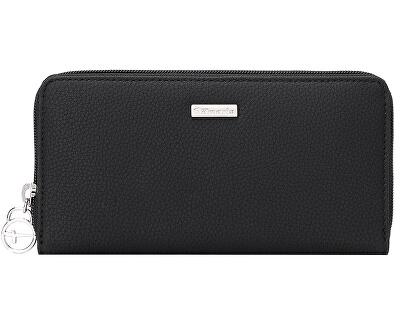 Peňaženka Debra Big Zip Around Wallet 7187192-001 Black