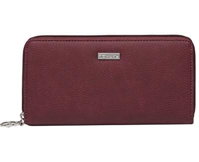 Peňaženka Debra Big Zip Around Wallet 7187192-549 Bordeaux