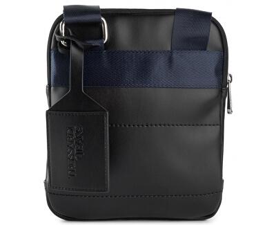 Pánská crossbody taška Tici Flat Md 71B00133-K303 Black + Blue
