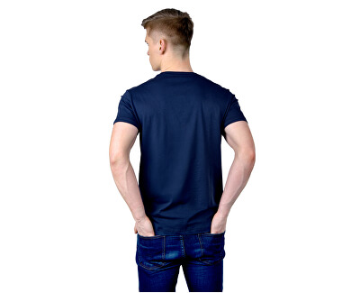 Pánské triko T-Shirt Pure Cotton Regular Fit 52T00330-U290
