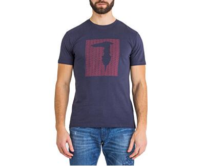 Pánské triko T-Shirt Pure Cotton Regular Fit 52T00311-U290