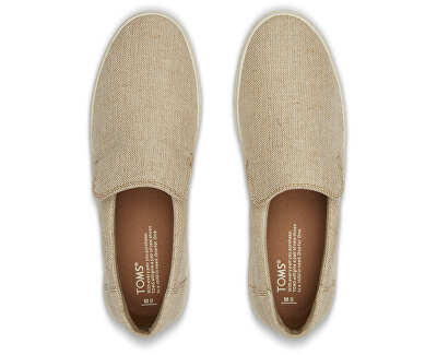 Pánské Slip-On Natural Heritage Canvas Lomas