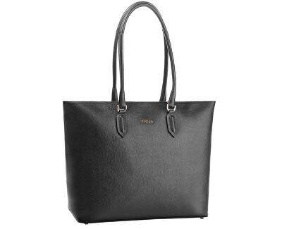 Dámska kabelka Furla Bag Pin M Tote 978770 Onyx