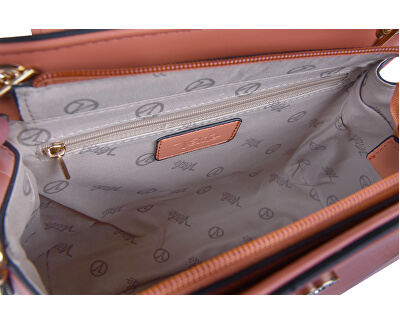Damenhandtasche16-5454 Orange