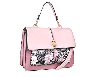 Damenhandtasche 16-5435 Pink