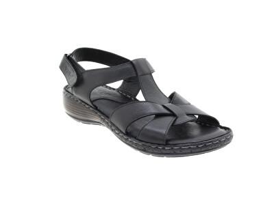 Pantofi din piele pentru femei 2098027-395 Black