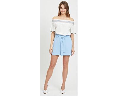 Dámske kraťasy Virasha Hw Shorts Pb/Kl Powder Blue