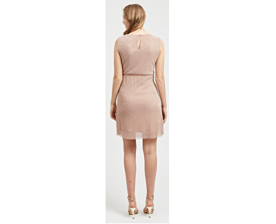 Dámske šaty Vilamos S/L Dress/Dc Silver Peony