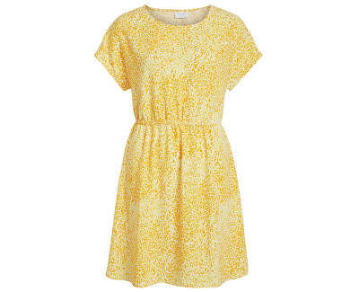 Női ruhaLaia S/S Dress Noos-Fav Nx Goldfinch