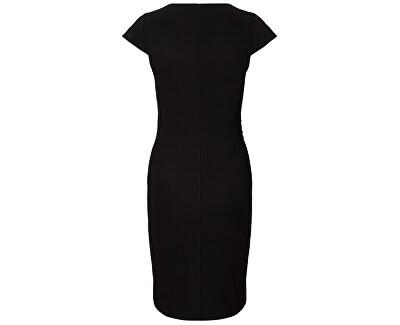 Dámské šaty Jonie Cap Sleeve Abk Dress Noos Black