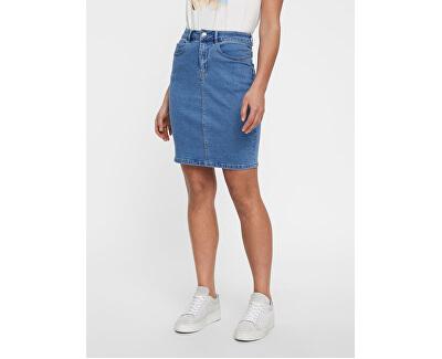 Női szoknya Hot Nine Hw Dnm Pencil Skirt Mix Noos Light Blue Denim