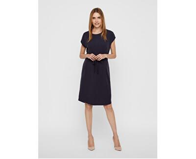 Dámske šaty Ava Plain Ss Knee Dress Vma Night Sky