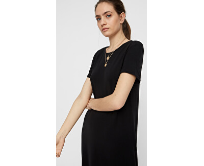 Női ruha Gava Ss Dress Wma Noos Black