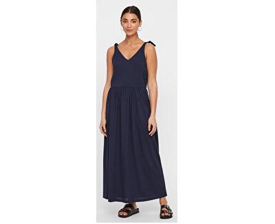 Dámske šaty Rebecca Sl Knot 7/8 Dress Ga Jrs Pl Night Sky