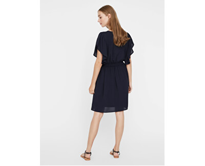 Damen Kleid VMSASHA SS DRESS GA