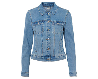 Dámská bunda Hot Soya Ls Denim Jacket Mix Noos Light Denim Blue