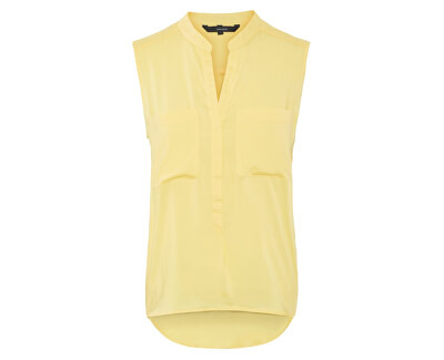 Női felsőErika S/L Solid Shirt Color Yarrow